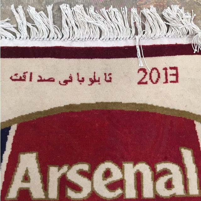 "Arsenal Hand Made Persian Rug - 1'11"" x 1'8"" - Image 6 of 9"