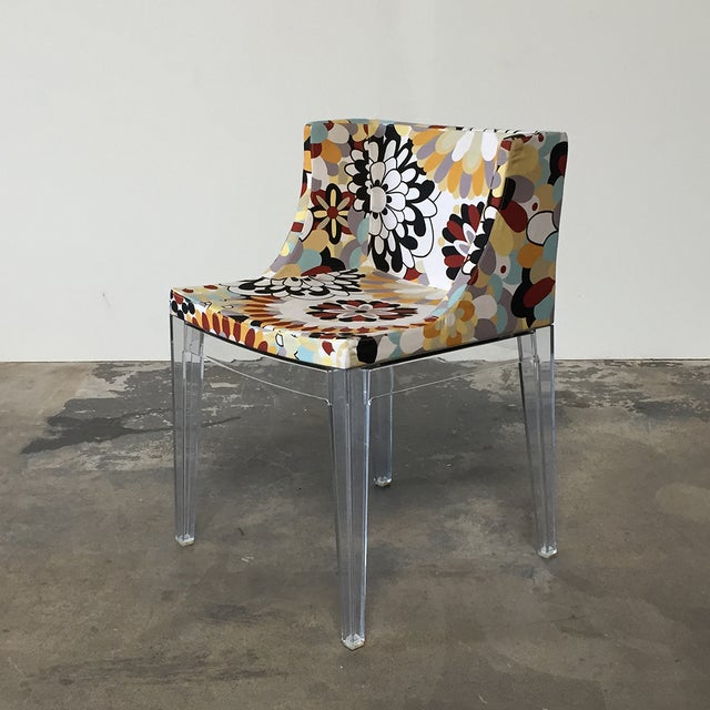 Kartell mademoiselle chair by philippe starck chairish - Chaise mademoiselle starck ...
