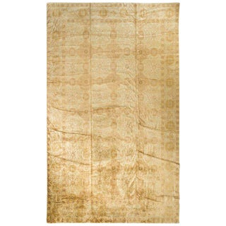 Yellow Indian Amritsar Rug - 14'x21'7""