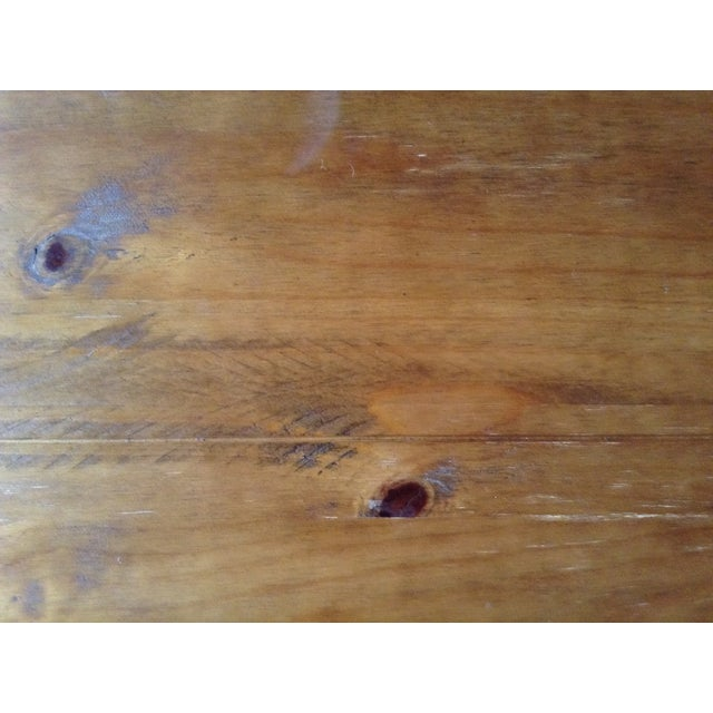 Solid Walnut Wood Coffee Table - Image 7 of 11