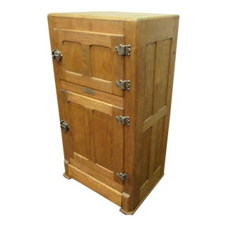 Wilders Limited Wood Ice Chest