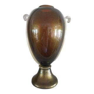 Murano Art Glass Vase/Urn