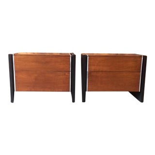 Vintage Robert Baron for Glenn of California Mid-Century Nightstands - A Pair