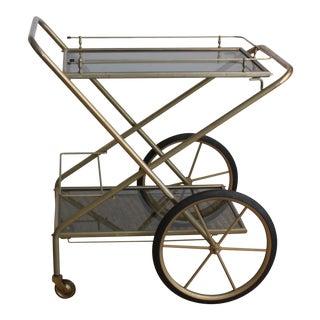 Vintage Rolling Bar Cart