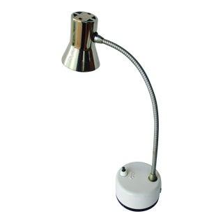 Mid-Century Goose Neck Desk Lamp