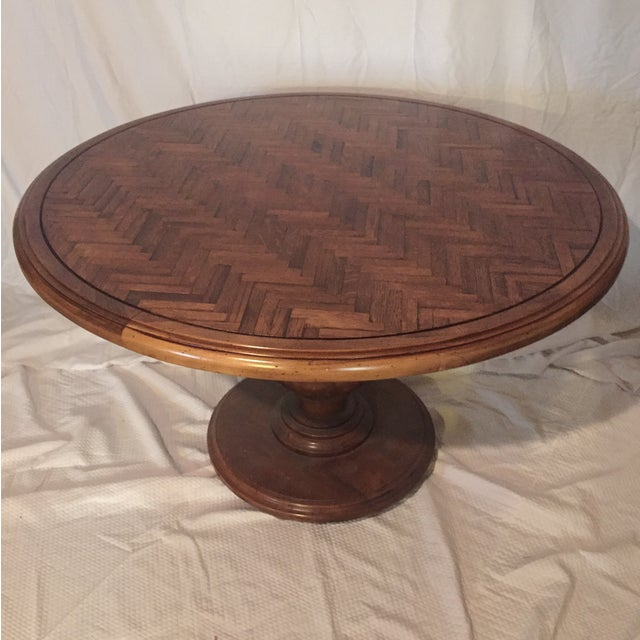 Image of Parquet Game Table