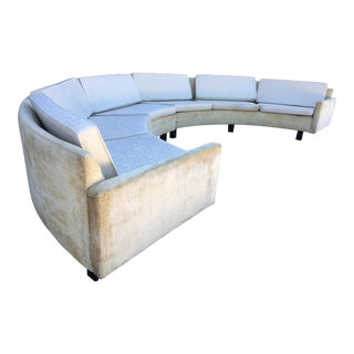 Milo Baughman for Thayer Coggin Curved Sectional