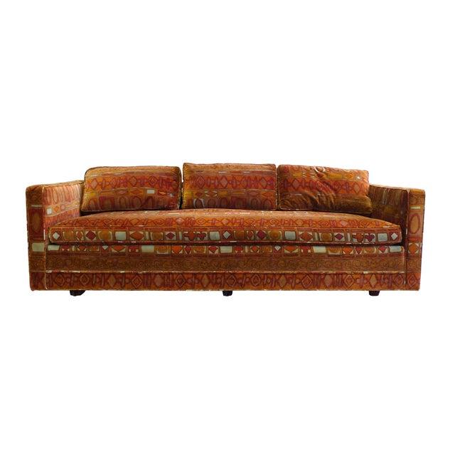 Image of Mid-Century Dunbar-Attributed Sofa