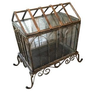 Greenhouse Terrarium