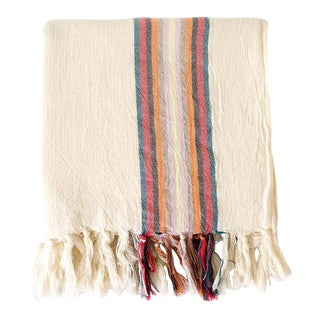 Colorful Striped Turkish Towel
