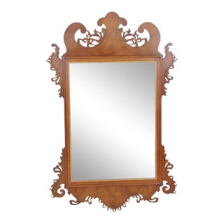 E.J. Victor Carved Hanging Wall Mirror