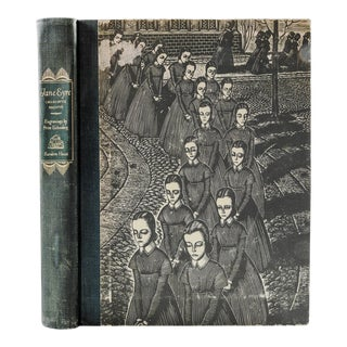 Jane Eyre by Charlotte Bronte Book