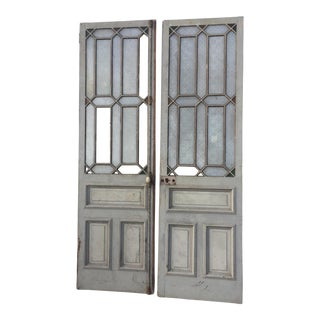 Tall French Door - Only Single Door Remaining !