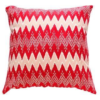 Rose Gili Pink Batik Pillow Cover