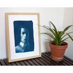 Image of Cyanotype Prints from De La Tour - Pair