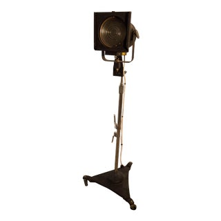 1940s Vintage Century Lighting Industrial Stage Light