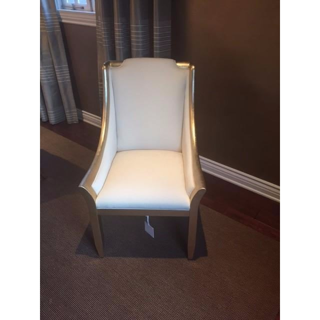 Image of Caracole Sterling Reputation Dining Chair