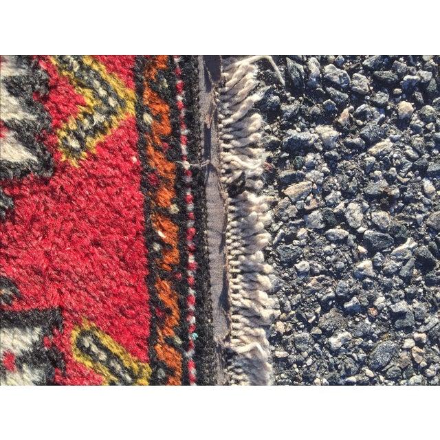 "Anatolian Persian Rug, 1'5"" x 3'3"" - Image 8 of 9"