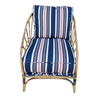 Vintage 1920's Rattan Chair