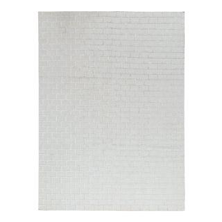 Contemporary Hand Woven Rug - 8′1″ × 10′2″