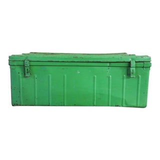 French Industrial Trunk