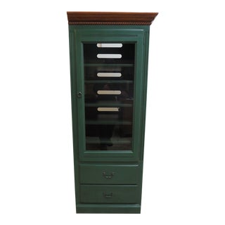 Ethan Allen Country Crossings Media Cabinet