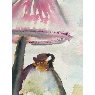 Original Watercolor Painting by Ruth Rogers-Altmann