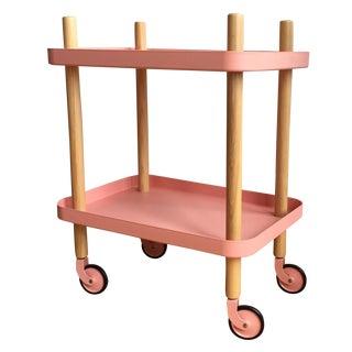 Normann Copenhagen Coral Bar Cart