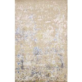 Pasargad NY Contemporary Silk Rug - 5′ × 8′
