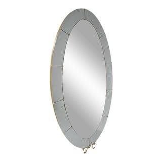 Crystal Arte Monumental Italian Standing Floor Mirror