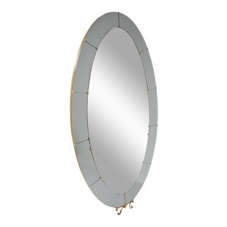 Crystal Arte Monumental Italian Wall and Floor Mirror