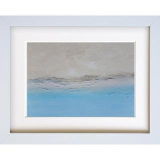 Waves Original Textured Abstract Beachscape Painting
