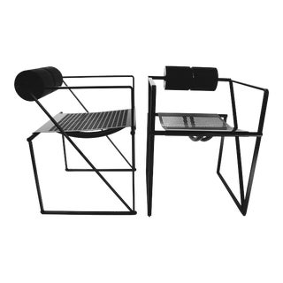 Mario Botta Seconda Chairs - Set of 2