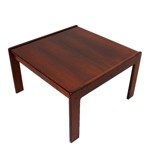 Image of Na Jørgensens Møbelfabrik Rosewood Coffee Table