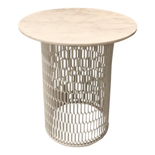 Kettal Outdoor Mesh Side Table