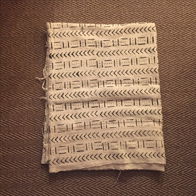 African Mud Cloth - Image 2 of 4