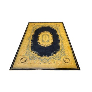 """French Aubusson Rug - 13'9"""" x 9'10"""""""
