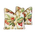 Image of Custom Schumacher Kelmscott Manor Pillows - Pair