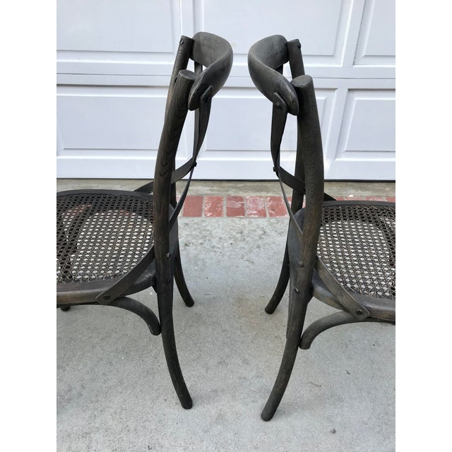 Restoration Hardware Madeleine Side Chairs - Set of 4 - Image 5 of 6