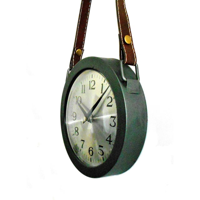 Naturalist Hanging Wall Clock - Image 5 of 8