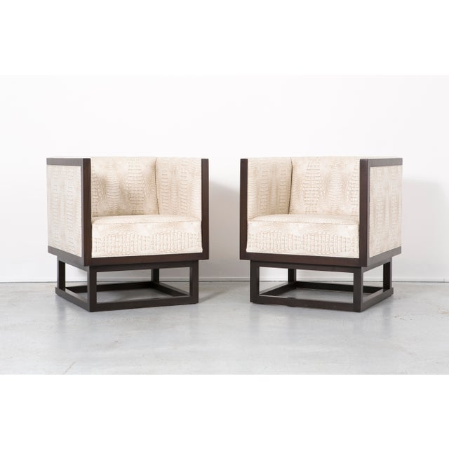 Set of Cabinett Lounge Chairs - Image 5 of 9