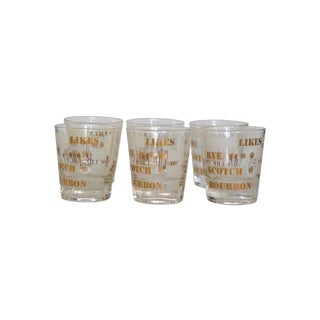 Tasting Glasses - Set of 6