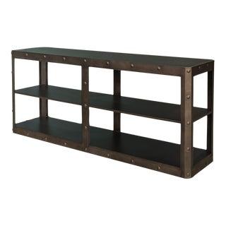 Sarreid LTD Elaine Metal Shelf