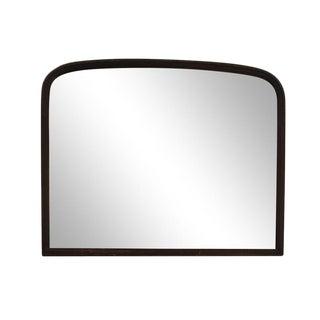 Vintage Wood Dresser Mirror