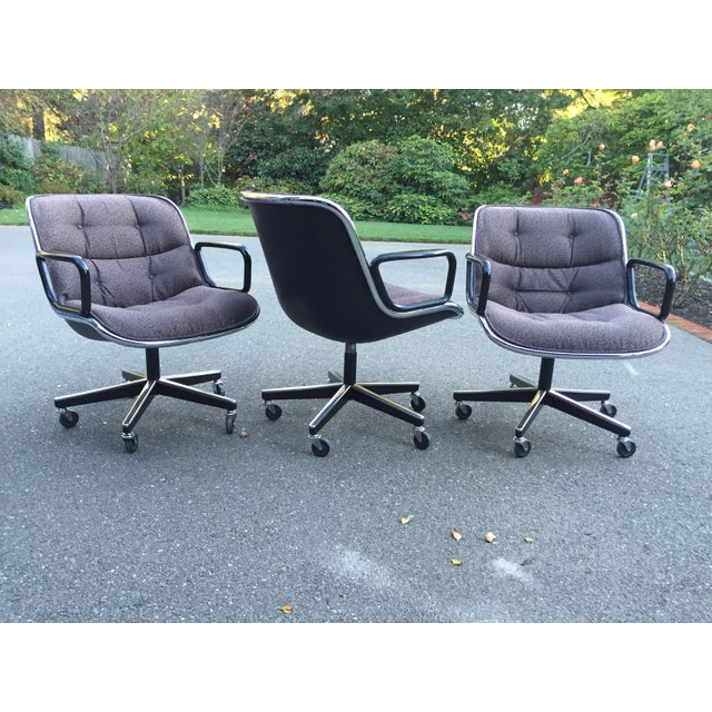 Image of Charles Pollock Knoll Office Chairs (15 available)