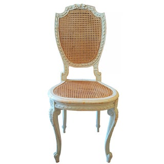 French Louis XVI Painted Chair