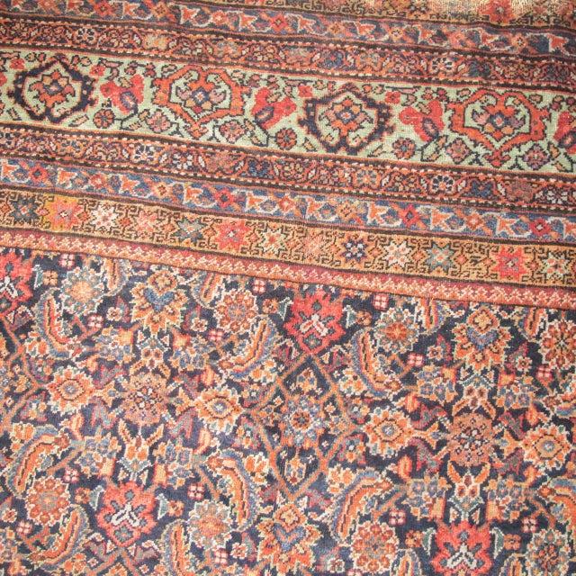 Fereghan Carpet with Classic Herati Design - Image 4 of 6