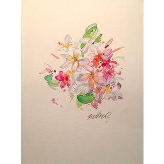 Tropical Floral Watercolor