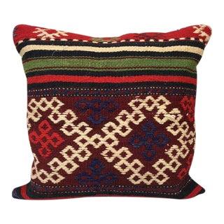 Turkish Kilim Pillow Cover