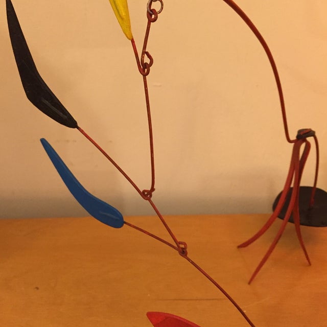 Abstract Mobile F. Ancil in the Manner of Calder - Image 7 of 11